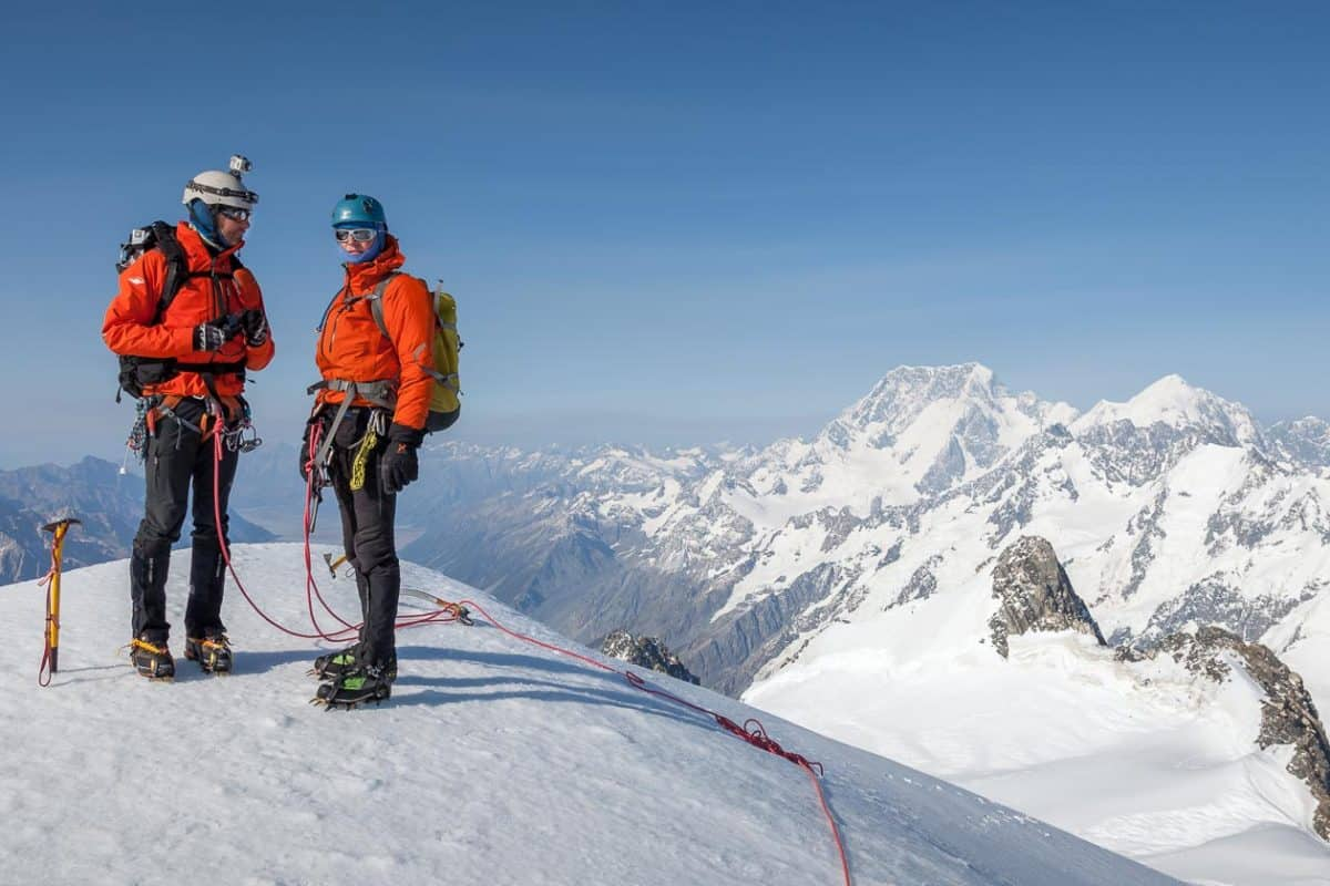 Climbing Checklist