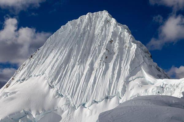 Peru Alpamayo Southwest Face