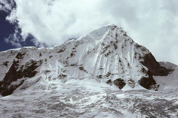 Pisco Oeste South Face
