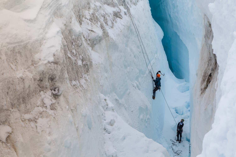 Technical Mountaineering Skills