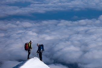 Aoraki Mt Cook Summit