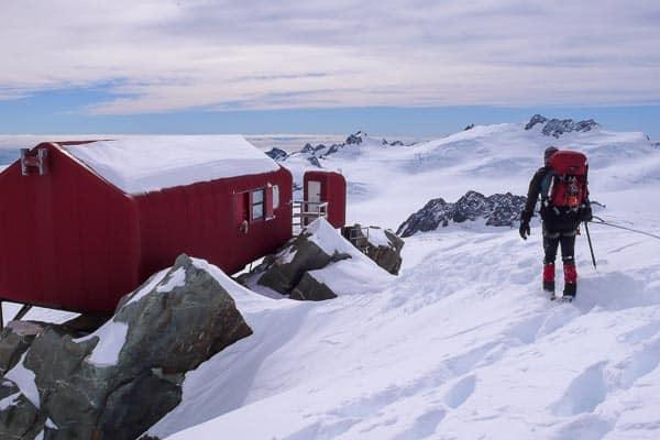 Centennial Hut, Franz Josef