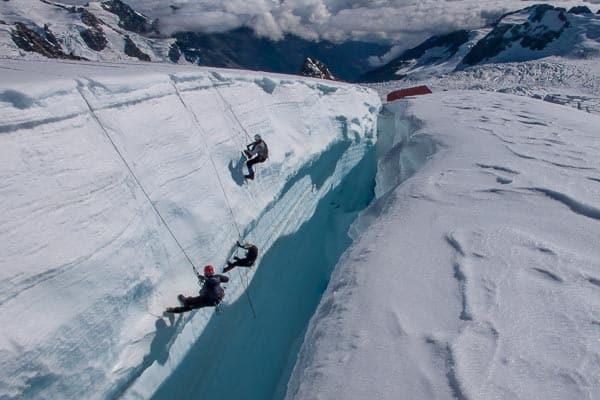 Crevasse Self Rescue Franz Josef Glacier