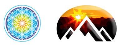 Stefanos Sifandos and First Light Guiding logos