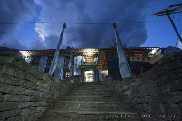Junbesi Gompa Monastery