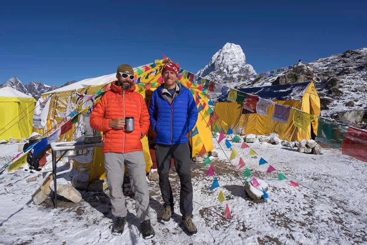 Ama Dablam Expedition Update #2 – Base Camp
