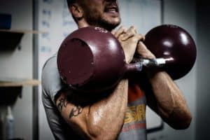 kettlebell exercise mountaineering fitness