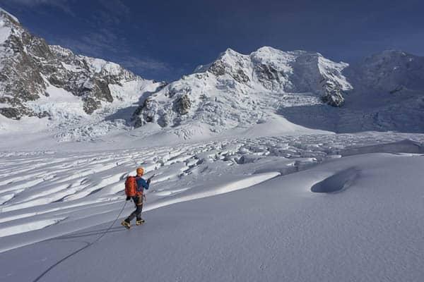Grand Plateau Glacier Travel